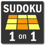 sudoku 1on1 logo