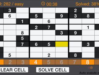 brain trainer exercise sudoku